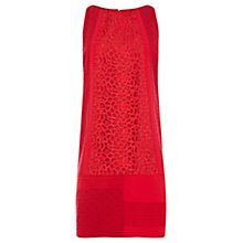 Buy Coast Nicolette Dress, Red Online at johnlewis.com