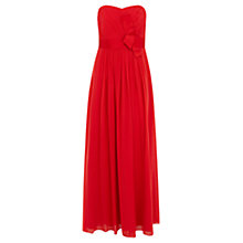 Buy Coast Lyla Maxi Dress, Orange Online at johnlewis.com