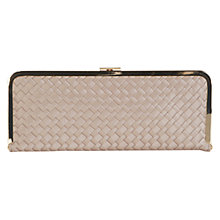 Buy Coast Willa Clutch Bag, Mink Online at johnlewis.com