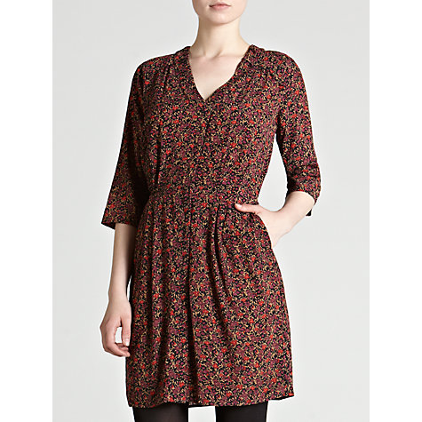 Buy Pyrus Crepe Dress, Posy Print Online at johnlewis.com