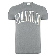 Buy Franklin & Marshall Logo T-Shirt Online at johnlewis.com