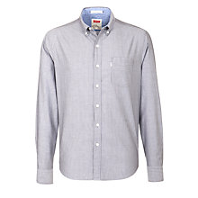 Buy Levi's Classic Stripe Long Sleeve Shirt Online at johnlewis.com