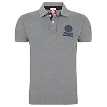 Buy Franklin & Marshall Plain Logo Polo Shirt Online at johnlewis.com