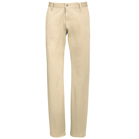 Buy Dockers Alpha Skinny Chinos, Beige Online at johnlewis.com