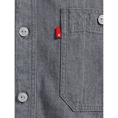 Buy Levi's Stock Denim Workshirt Online at johnlewis.com