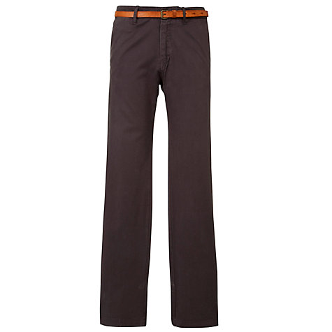 Buy Scotch & Soda Cotton Chino Trousers Online at johnlewis.com