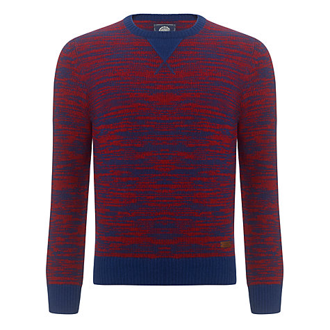 Buy Franklin & Marshall Crew Neck Jumper Online at johnlewis.com