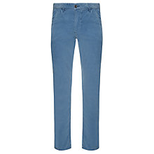 Buy Dockers Alpha Slim Cotton Blend Corduroy Trousers Online at johnlewis.com