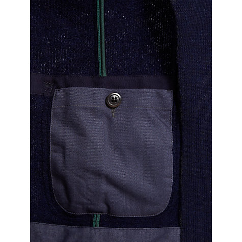 Buy Replay 3 Pocket Blazer, Navy Online at johnlewis.com