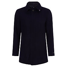 Buy Scotch & Soda 2-in 1 Coat, Night Online at johnlewis.com