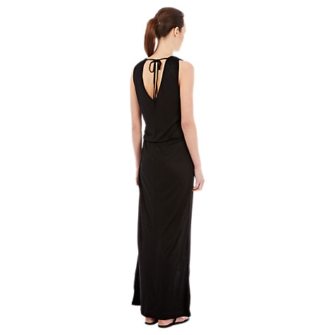 Buy Warehouse V-Back Maxi Dress Online at johnlewis.com