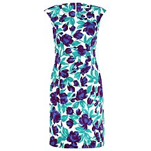 Buy Precis Petite Summer Floral Shift Dress, Multi Online at johnlewis.com