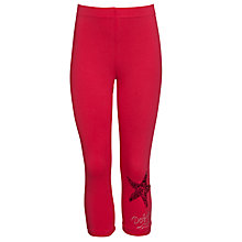 Buy Desigual Karak Leggings, Pink Online at johnlewis.com