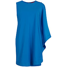 Buy Ted Baker Bolty One Sided Drape Tunic Dress Online at johnlewis.com