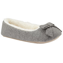 Buy John Lewis Pietro Ballet Slippers Online at johnlewis.com