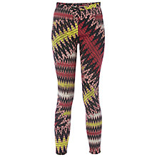 Buy French Connection Ethnic Print Trousers, Multi Online at johnlewis.com