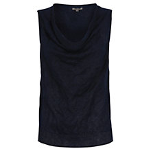 Buy Jigsaw Cowl Neck Top Online at johnlewis.com