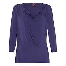Buy allegra by Allegra Hicks Abigail Top, Blackberry Online at johnlewis.com