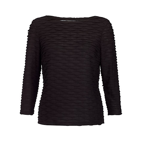 Buy COLLECTION by John Lewis Tyler Textured Jersey Top Online at johnlewis.com