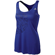 Buy Adidas Climacool Training Graphic Tank Online at johnlewis.com