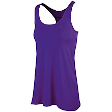 Buy Adidas Racer Back Tank Top Online at johnlewis.com