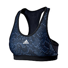 Buy Adidas Tech Fit Sports Bra Online at johnlewis.com
