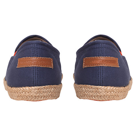 Buy KG by Kurt Geiger Benson Tassel Espadrilles Online at johnlewis.com