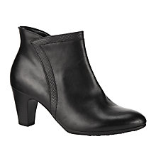Buy Gabor Encounter Shoe Boots, Black Online at johnlewis.com