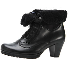 Buy Gabor Cosmic Ankle Boots, Black Online at johnlewis.com