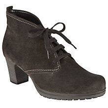 Buy Gabor Fairy  Ankle Boots, Grey Online at johnlewis.com