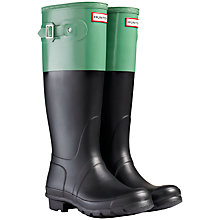 Buy Hunter Adjustable Original Wellington Knee High Boots Online at johnlewis.com