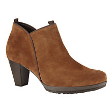 Buy Gabor Poent Suede Ankle Boots Online at johnlewis.com