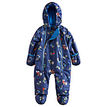 Buy Baby Joule Charlie Tractor Snow Suit, Blue/Multi Online at johnlewis.com