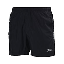 "Buy Asics Hermes Woven 7"" Shorts Online at johnlewis.com"