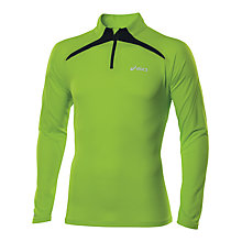 Buy Asics Long Sleeve 1/2 Zip Running Top Online at johnlewis.com