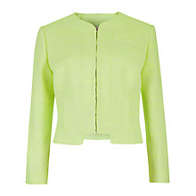 Buy Ted Baker Herioni Cropped Jacket, Jasmine Online at johnlewis.com