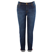Buy Oasis Slim Boyfriend Jeans, Denim Online at johnlewis.com