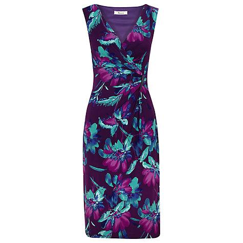 Buy Precis Petite Floral Print Dress, Multi Online at johnlewis.com
