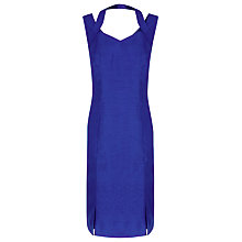 Buy Jacques Vert Delphinium Shift Dress, Blue Online at johnlewis.com