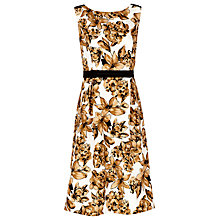 Buy Jacques Vert Statement Floral Dress, Multi Online at johnlewis.com