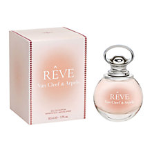 Buy Van Cleef & Arpels Rêve Eau de Parfum Online at johnlewis.com