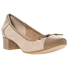 Buy Dune Aminnies Heeled Pump Online at johnlewis.com