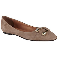 Buy John Lewis Pauline Pump Shoes, Beige Online at johnlewis.com