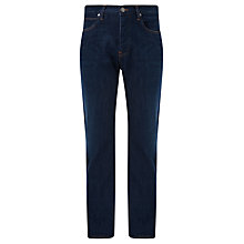 Buy Armani Jeans Tabacco Stitch Regular Fit Jeans, Denim Online at johnlewis.com