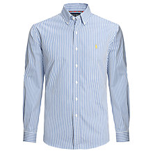Buy Polo Golf by Ralph Lauren Spread Collar Stripe Shirt Online at johnlewis.com