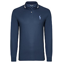 Buy Polo Golf by Ralph Lauren Long Sleeve Polo Shirt Online at johnlewis.com