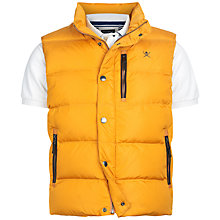 Buy Hackett London Classic Down Gilet Online at johnlewis.com