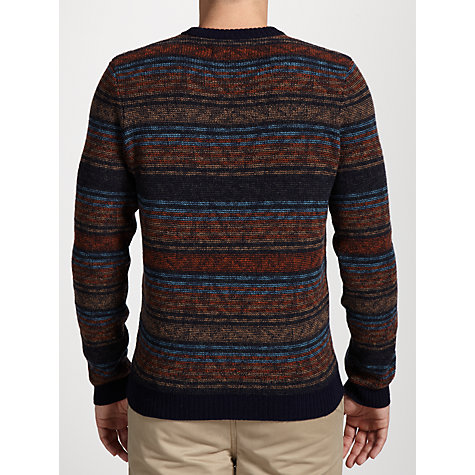 Buy Farah 1920 The Denhurst Lambswool Crew Neck Jumper Online at johnlewis.com