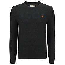 Buy Farah 1920 Dvrell Lambswool Crew Neck Jumper Online at johnlewis.com