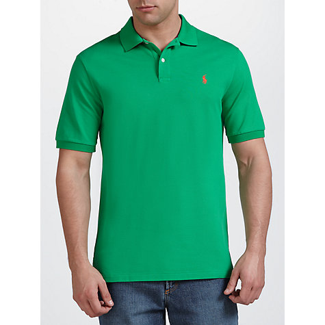 Buy Polo Golf by Ralph Lauren Pro-Fit Polo Shirt Online at johnlewis.com